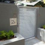 Aluminium Slat Fence 12