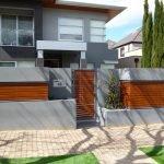 Aluminium Slat Fence 2
