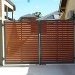 Aluminium Slat Fence 5
