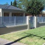 Aluminium Slat Fence 8