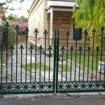 Double Row Spear Heritage Fence 4