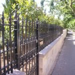 Dulwich Heritage Fence 1
