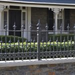 Dulwich Heritage Fence 2