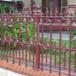 Kent Town Heritage Fence 4