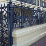Panel 807 Heritage Fence 1