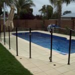 Semi Frameless Glass Pool Fence