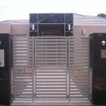 Aluminium Slat Fence 10